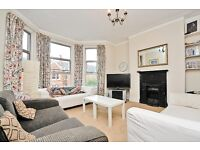 A Stunning Three Double Bedroom Victorian Flat On Marius Road - £2350pcm