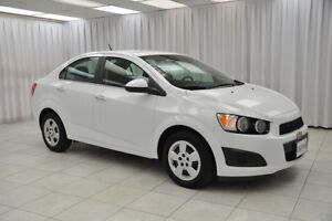 2014 Chevrolet Sonic LT SEDAN w/ BLUETOOTH, A/C, USB/AUX PORTS &