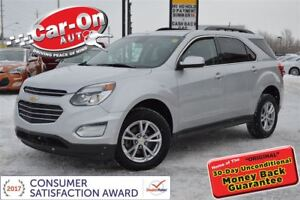 2017 Chevrolet Equinox 1LT AWD HEATED SEATS REAR CAM ALLOYS REMO