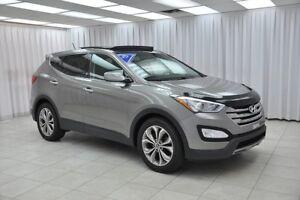 2013 Hyundai Santa Fe SPORT 2.0T AWD SUV w/ BLUETOOTH, HEATED LE