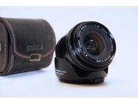 Sigma Super-Wide 24mm 2.8 Minolta/Sony A fit.