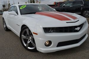 2010 Chevrolet Camaro 2SS  RS  Sun  Xenon Head Lamps  Leather He