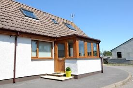 4 Bed Semi Detached - Nr Tain & 40 mins from Inverness/close to Alness/Invergordon