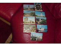 "SELECTION OF 9 OLD POSTCARDS OF PLACES ROUND ""PLYMOUTH"""