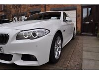 BMW 520D M Sport Auto - Low Mileage - Over £6000+ of Factory Extras!