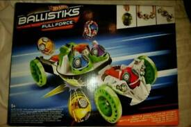 Hot wheels ballistics full force **brand new**