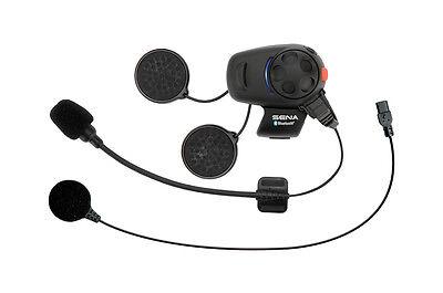 Sena SMH5 Single Motorcycle Bluetooth Headset & Intercom SMH5-UNIV