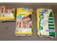 Baby nappies size 2