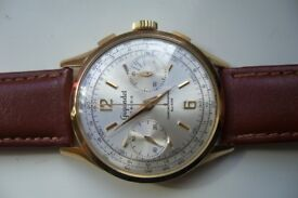 Gigandet Chronographe 18K Gold Gents Watch