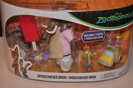 ZOOTROPOLIS OPERATION RED WOOD. NEW & SEALED