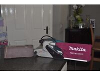Makita 9404 4inch Belt Sander Re advertised, because of mistake not sold