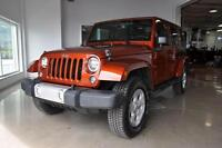 2014 Jeep Wrangler Unlimited Sahara Must Be Seen