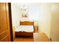 A flat share room available now at NW8 0BS short let until Mid September