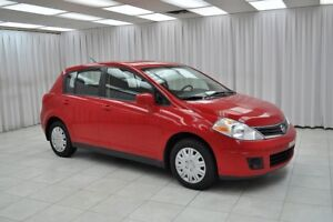 2012 Nissan Versa 1.8S 5DR HATCH w/ A/C, POWER W/L/M & KEYLESS E