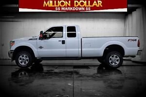 2015 Ford F-350 S/CAB XLT 4X4 FX4 LONG BOX