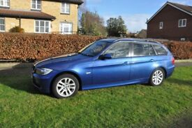 BMW 3 Series 2.0 318d SE Touring 5dr FULL SERVICE HISTORY Excellent condition Start/Stop button
