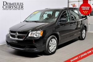 2017 Dodge Grand Caravan SE**7 PASSAGERS**18 KM**