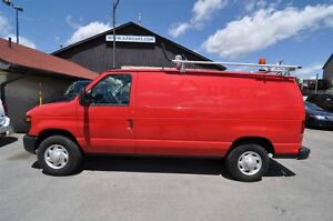 2009 Ford E-250 CERTIFIED & E-TESTED