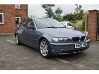 2003 03 BMW 325i SE Auto, nice car, Hpi clear, part ex welcome