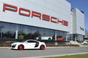 2014 Audi R8 5.2 Coupe S troni 2014 R8 V10 LIKE NEW EXTEDED WAR