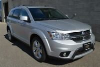 2014 Dodge Journey R/T AWD w 8.4 screen, heated leather