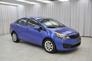 2014 Kia Rio LX GDi SEDAN w/ BLUETOOTH, HEATED SEATS & USB/AUX