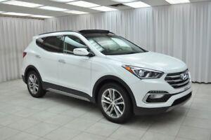 2018 Hyundai Santa Fe NEARLY NEW LIMITED 2.0T TURBO AWD SUV w/ B