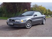 2005 05 Volvo C70 T Collection Auto Convertible, Hpi clear, P/ex welcome,