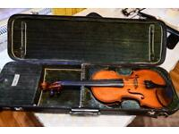 Fine Master Violin with Certificate of Authenticity