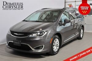 2017 Chrysler Pacifica TOURING-L CUIR - GPS - CAMERA RECUL - HAY