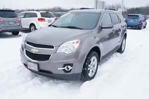 2010 Chevrolet Equinox All-Wheel Drive! Keyless Entry! Cruise!