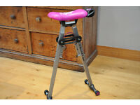 LEG EXERCISER,IN VERY GOOD CONDITION,HAD VERY LITTLE USE.