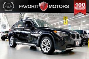 2012 BMW X1 xDrive28i | WINTER TIRES | HEATED SEATS | PAN ROOF