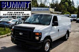 2012 Ford E-250 EXTENDED 3/4 TON CARGO, LOADED