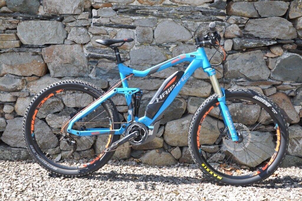 7931526e2b5 Haibike Sduro ALLMTN 5.0 Electric Mountain Bike 2017 27.5