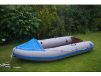 Beaufort 3.0 mtr inflatable boat