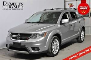 2016 Dodge Journey LIMITED**DVD**VOLANT CHAUFF.