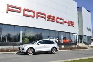 2011 Porsche Cayenne Turbo Pre-owned vehicle 2011 Porsche Cayenn