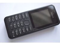 Nokia 130 Mobile Phone (Vodafone) With Bluetooth Mp3 Player And Games