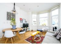 A stunning three double bedroom flat with a balcony located in the heart of West Hampstead