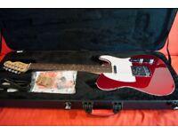 2013 Fender American Deluxe Telecaster