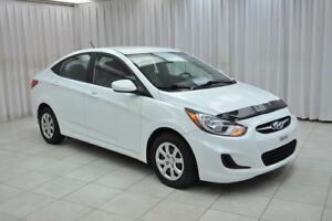 2014 Hyundai Accent GL SEDAN w/ BLUETOOTH, HEATED SEATS, A/C & U