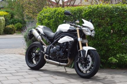 Triumph Speed Triple 1050 Felixstow Norwood Area Preview