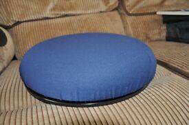 Swivel Seat with Circular Ring Cushion