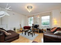 Characterful, three double bedroom apartment, moments from tube!