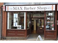 Experience Barber , Hairdresser required