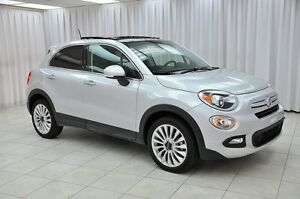 2016 Fiat 500 IT'S A MUST SEE!!! 500x MULTIAIR TURBO 5DR HATCH w