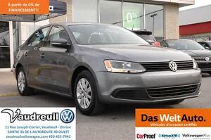 2012 Volkswagen Jetta Comfortline + TOIT + MAGS + A/C
