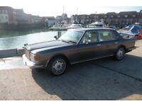 Rolls Royce Silver Spirit For Sale 1989