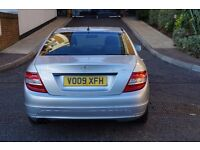 Mercedes C Class - Excellent condition and price - very low mileage - Owner moving due to job